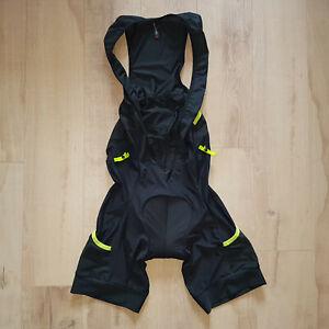 Specialized SWAT Atlas XC Pro Liner Bib Shorts Body Geometry Men Size L