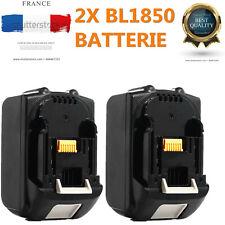 18V Makita BL1850 5,0Ah Batterie BL1840B BL1830 B BL1815 N BL1860B LXT400 Li-ion