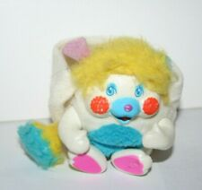 1986 Vintage Mattel Pocket Popples Puffball White Those Characters Cleveland