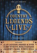 Country Legends Live, Vol. 2 by