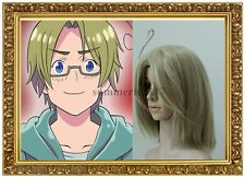 Canada Blonde Cosplay Wig Hetalia 13211500