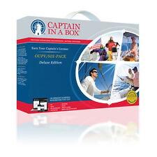 Captains License - OUPV/Six-Pack/Guide/Charterboat Captain - Online Course