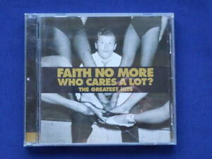 FAITH NO MORE Who Cares A Lot? CD - The Greatest Hits / Best Of