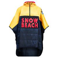 Polo Ralph Lauren Color Snow Beach CP93 Down Puffer Snowboard Poncho Jacket Coat