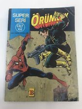 SPIDERMAN #144 #145 - Foreign Comic Book - 1980s 80s - MARVEL - RARE - 6.0 FN