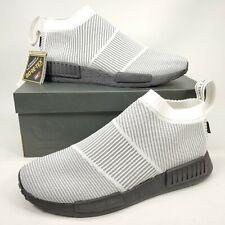 Adidas NMD_CS1 Gortex GTX Primeknit White/Black BY9404 Size 10 New