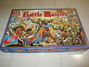 Gioco da Tavolo BATTLE MASTERS MB Warhammer Boxed Completo