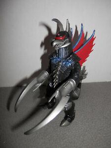 """Godzilla Gigan 2004 7"""" Vinyl Figure Playmates Toys"""