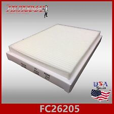 FC26205 CAF1897 VCA-1080 CABIN AIR FILTER: 2007-10 OUTLOOK & 2008-17 ENCLAVE