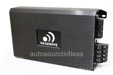 NEW Massive Audio EX44 Edge Series 800 Watts 4-Channel Car SQ Audio Amplifier