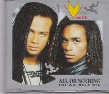Milli Vanilli-All Or Nothing cd maxi single