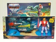 Masters of the Universe Origins Prince Adam Sky Sled Mattel He Man MOTU Classic