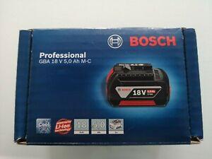 Bosch Professional  GBA 18V 5,0 Ah M-C