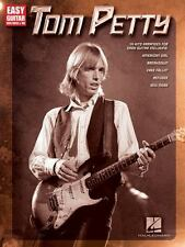 Tom Petty: Easy Guitar with Notes & Tab (Paperback or Softback)