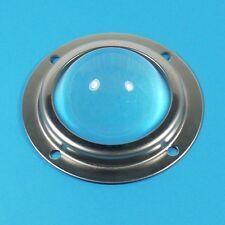 Lente condensatore parabolico in vetro Ø50mm H24 con supporto e guarnizione-5089
