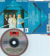 ABBA-VOULEZ-VOUS-1979-W.GERMANY-POLYDOR RECORDS 821 320-2  04 / POLCD 292-CD-VG+