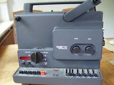 Bauer T600 stereosound Super-8 Tonfilmprojektor