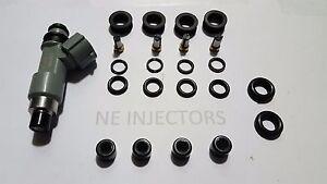05- 06 Honda CBR 600 Injector Rebuild Repair O-Ring Kit Filters Pintle Spacer