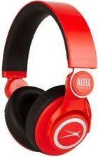 New listing NEW in box Altec Lansing Headphones MZX756 RED