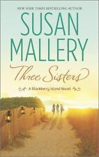 Three Sisters by Susan Mallery (2013, Hardcover) Book