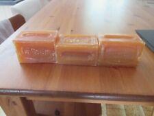 lot de 3 ancien savons de Marseille LATOUR poids approximatif actuel 300 grammes