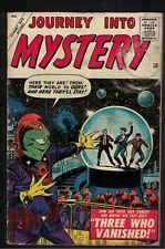 MARVEL ATLAS Comics 3.0 VG- Journey into mystery 50 1959 Joe sinnet jack davis