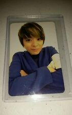 Fx amber electric shock official photocard card Kpop K-pop