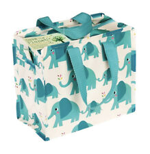 Elephant Little Bag Made From Recycled Plastic Bottles. For Storage And Travel.