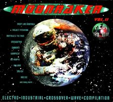 MOONRAKER Vol.2 - 2CD Digipak (Suicide Commando, Front Line Assembly,...)