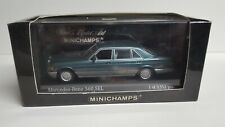 Mercedes-Benz 560 SEL petrol metallic Minichamps - 1/43