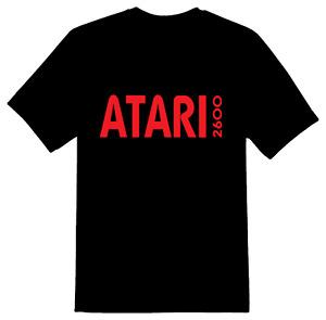 Atari 2600 T-shirt