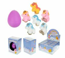 MAGICAL MAGIC HATCHING HATCH AND GROW UNICORN EGG ENCHANTED RAINBOWS