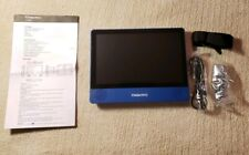 """DigiLand 9"""" Quad-Core 16GB Android Tablet & DVD Player w/Accessories DL9003-NAVY"""