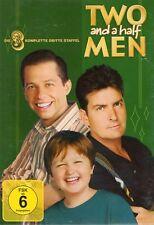 Two and a half Men - Die komplette dritte Staffel ( Season 3 ) DVD Charlie Sheen
