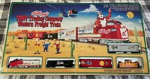 BACHMANN HO Train set -Kellogg's