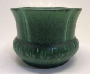 Antique Vintage 1933 ROOKWOOD POTTERY #2985 Cucumber Green Vase