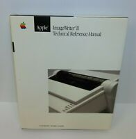 Apple Image Writer 11 - Technical Reference Manual Book