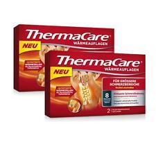 THERMACARE Wärmepflaster für größere Schmerzbereiche 2x2 Stück 2x PZN 11851913