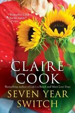 NEW - Seven Year Switch by Cook, Claire