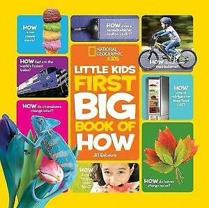 Little Kids First Big Book of How (First Big Book) by Jill Esbaum (Hardback)