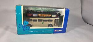 """Corgi Guide Friday Open Top Routemaster Bus Dublin Tour """"No.TY82303"""" NMIB 2001"""