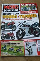 MOTO JOURNAL N°1823 DUCATI MONSTER 696 KAWASAKI 650 ER-6N SUZUKI SV 650 N '08