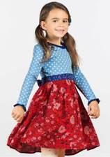Matilda Jane Girls Size 4 Nothing But Nice Dress Make Believe NWT In Bag