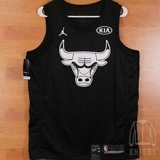 de4ead9b0e53 Mens Nike 2018 Michael Jordan All-Star Swingman Jersey 928873-023 Black  White