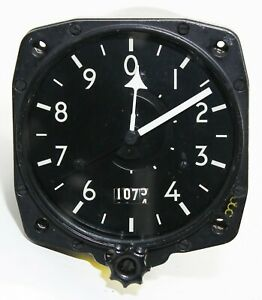 Altimeter Mk 19F for RAF aircraft - in working condition