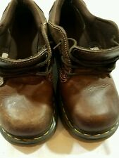 Dr. Marten's  Lace Up Brown Shoes Size 9 US