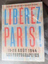 LIVRE LA LIBERATION DE PARIS