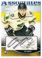 2012-13 HEROES AND PROSPECT AUTOGRAPH OLLI MAATTA AUTO LONDON KNIGHTS #A-OM