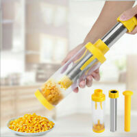 Corn Stripping Tool Cob Corn Stripper Home Kitchen Tool Corn Cob Cutter Peeler