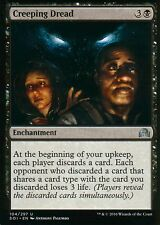 4x Creeping Dread   NM/M   Shadows over Innistrad   Magic MTG